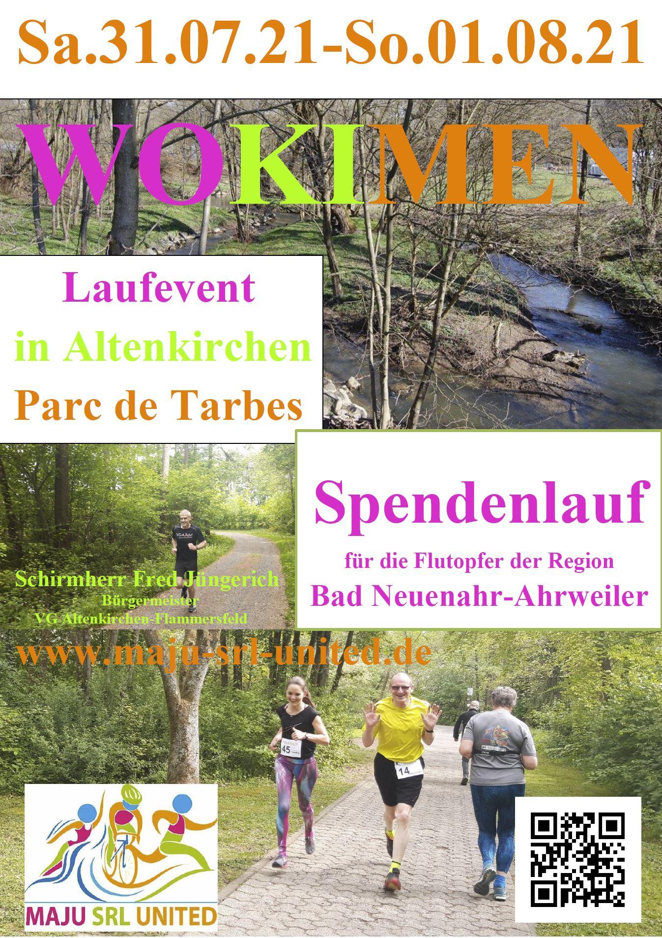 WOKIMEN in Altenkirchen 2021